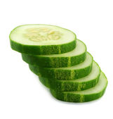 Cucumber Stack — Stockfoto