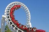 Roller Coaster 4 — Stock Photo