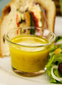 Mustard Dressing — Stock Photo