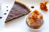 Tart Slice Dessert — Stock Photo