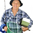Royalty-Free Stock Photo: The Fisherman