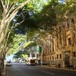 Adelaide Street Brisbane - Stock Photo
