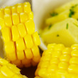 Corn And Butter — Stok Fotoğraf #11777922