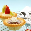 Cream Tarts — Stock Photo #11777957