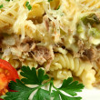 Creamy Tuna And Pasta Bake — Stock Photo #11777963