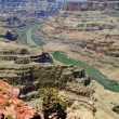Stock Photo: Grand Canyon West Rim Arizona