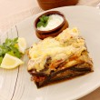 Greek Moussaka — Stock Photo #11778154