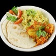 Indian Vegetarian 1 - Stock Photo