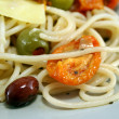 MediterranePasta — Stock Photo #11778329