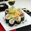 Mixed Sushi — Stock Photo #11778347