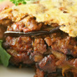 Moussaka 7 - Stock Photo