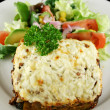 Greek Moussaka — Stock Photo #11778358