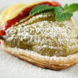 Pear Tartlet 2 — Stock Photo