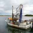 Prawn Trawler — Stock Photo