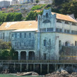 Ruins Of Alcatraz Military Chapel — Stock Photo