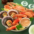 Seafood Platter — Stock Photo #11778673