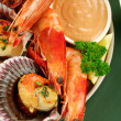 Seafood Platter — Stock Photo #11778675