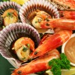 Seafood Platter — Stock Photo #11778677