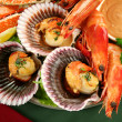 Seafood Platter — Stock Photo #11778679