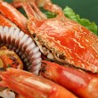Seafood Platter — Stock Photo #11778681