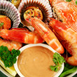 Seafood Platter — Stock Photo #11778689