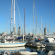 Yachts At Southport Marina Gold Coast - Stock Photo