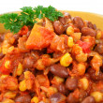 Vegetable And Lentil Hot Pot — Stock Photo #11778989