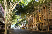 Adelaide Street Brisbane — Stock Photo