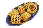 Assorted Danish Pastries 1 — Stock Photo