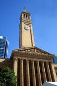 Brisbane City Hall — Stock Photo