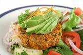 Carrot And Tuna Patties 1 — Stock Photo