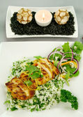 Chicken Tikka — Стоковое фото