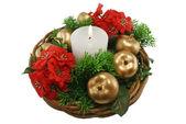 Christmas Basket 1 — Stock Photo