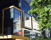 City Building Elements — Stock Photo