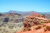 Guano Point West Rim Grand Canyon — Stock Photo