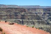 Grand Canyon West Rim Arizona — Stock Photo