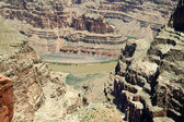 Grand Canyon West Rim — Stock Photo