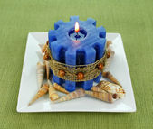 Marine Candle — Stock Photo