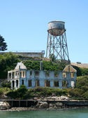 Ruins Of Alcatraz — Stock Photo
