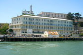 Ruins Of Alcatraz Building 64 — Stock Photo