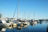 Southport Marina Gold Coast — Stock Photo