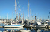 Yachts At Southport Marina Gold Coast — Stock Photo