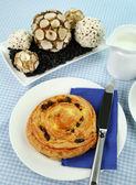 Sultana duńskich pastry — Zdjęcie stockowe