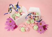 Xmas Gift Box — Stock Photo