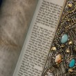 torah scroll — Stock Photo
