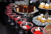 Süße dessert — Stockfoto