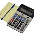 Credit calculator — Stock Photo #11589372