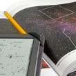 Stock Photo: Studying Astronomy