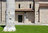 Basilica of Aquileia — Stock Photo