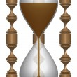 Hourglass — Stock Vector #11644640